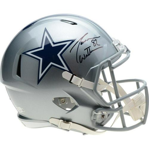JASON WITTEN Autographed Dallas Cowboys Full Size Speed Helmet FANATICS