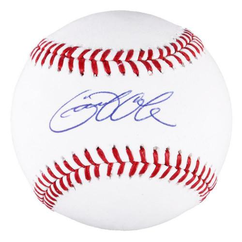 GERRIT COLE Autographed New York Yankees Official Baseball FANATICS