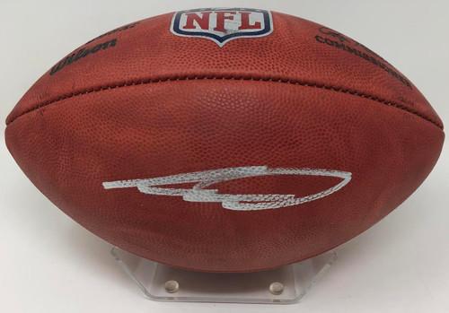 CEEDEE LAMB Autographed Dallas Cowboys Duke Official Authentic Football FANATICS