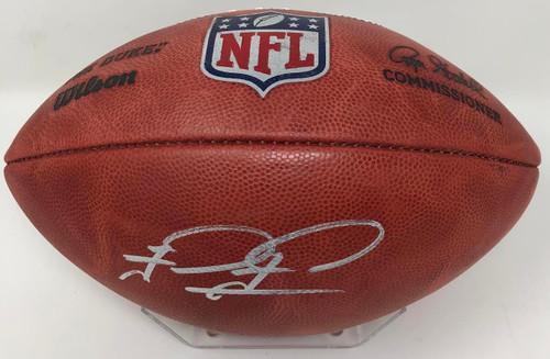 TUA TAGOVAILOA Autographed Miami Dolphins Official NFL Duke Football FANATICS