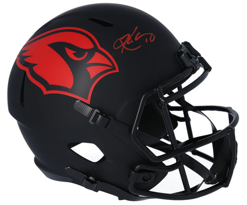 KYLER MURRAY Autographed Arizona Cardinals Eclipse Full Size Speed Helmet FANATICS
