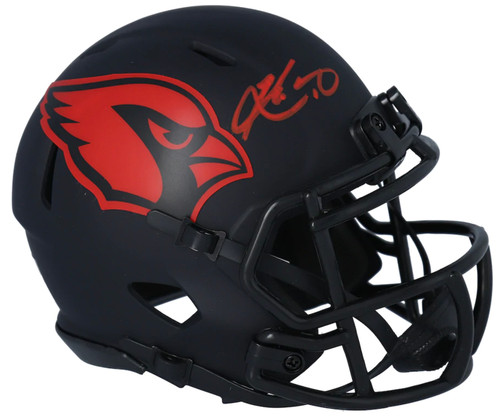 KYLER MURRAY Autographed Arizona Cardinals Eclipse Mini Speed Helmet FANATICS