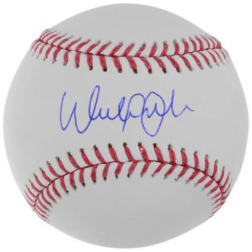 WALKER BUEHLER Los Angeles Dodgers Autographed Official MLB Baseball FANATICS
