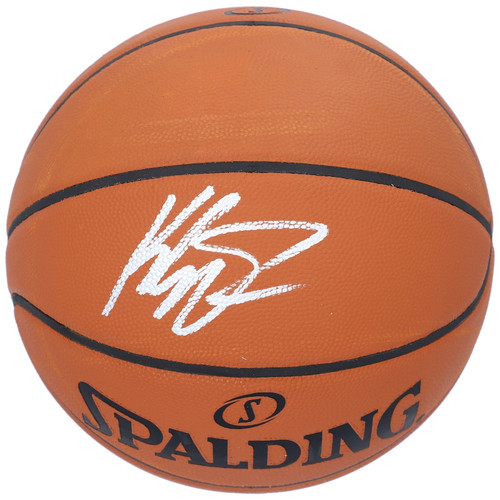 KLAY THOMPSON Autographed Golden State Warriors Authentic Basketball FANATICS