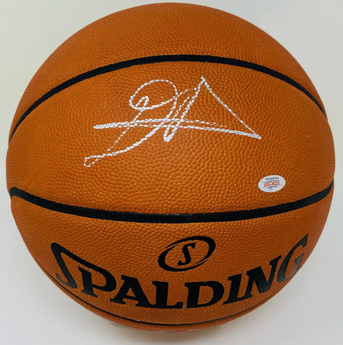 DEANDRE AYTON Autographed Phoenix Suns Authentic Basketball STEINER