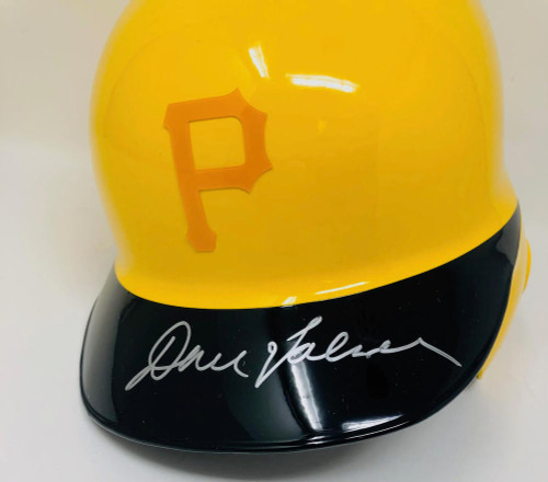 DAVE PARKER Autographed Pittsburgh Pirates Full Size Batting Helmet FANATICS