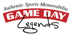 Game Day Legends Authenticated Dealer