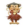 Ukulele Monkey Girl
