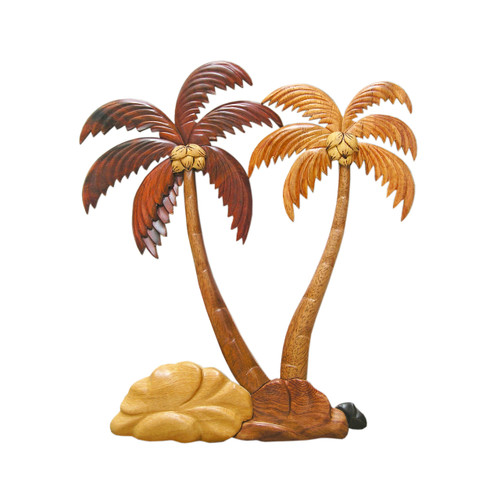 Palm Trees (Split)