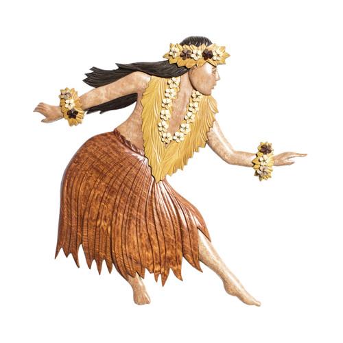 Female Hula Dancer