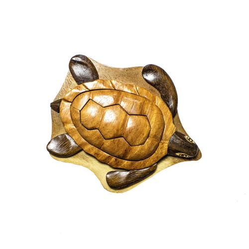 Turtle Top - Puzzle Box