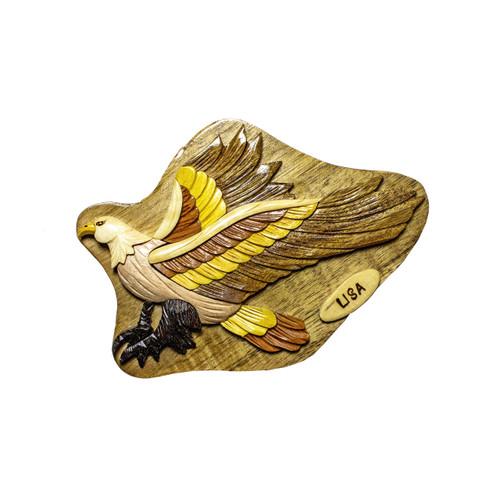 Flying Eagle - Puzzle Box