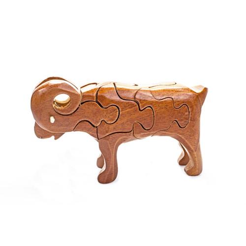 Ram - Puzzle Animal