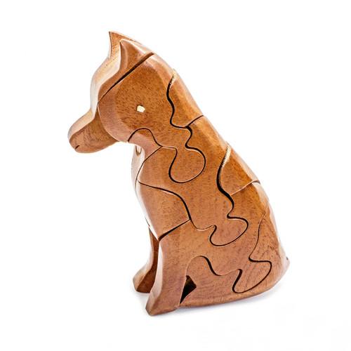 Dog - Puzzle Animal