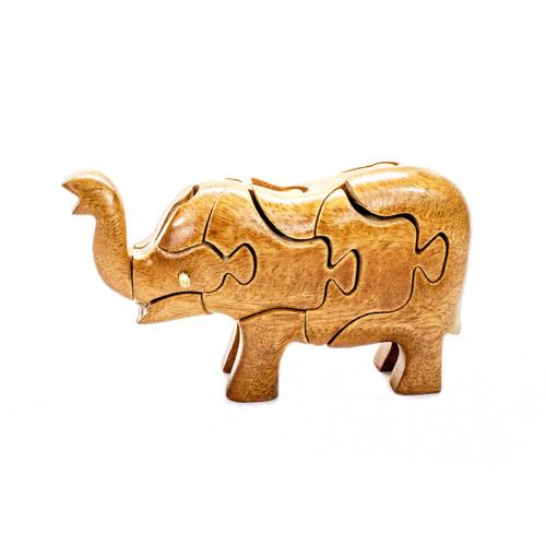 Elephant II - Puzzle Animal