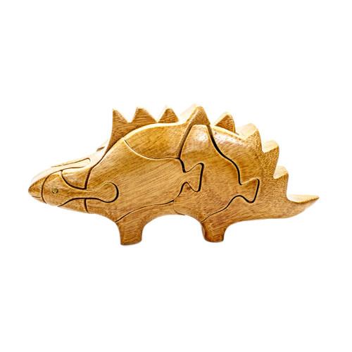 Stegosaurus - Puzzle Animal