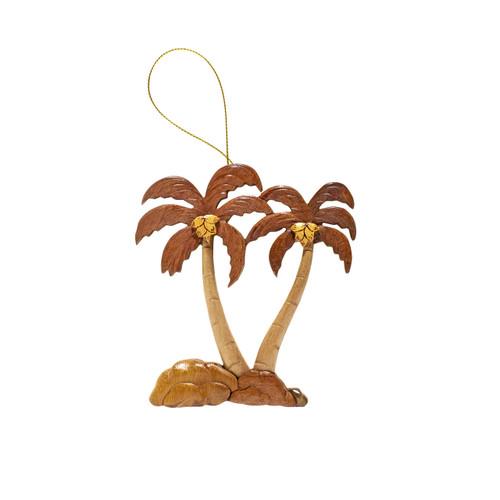Palm Trees (Split) - Ornament