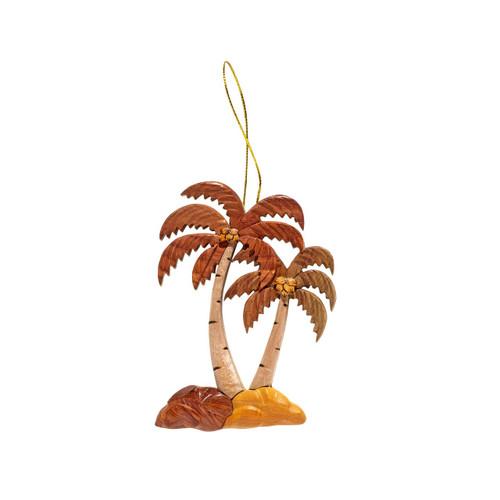Palm Trees (Tall & Short) - Ornament