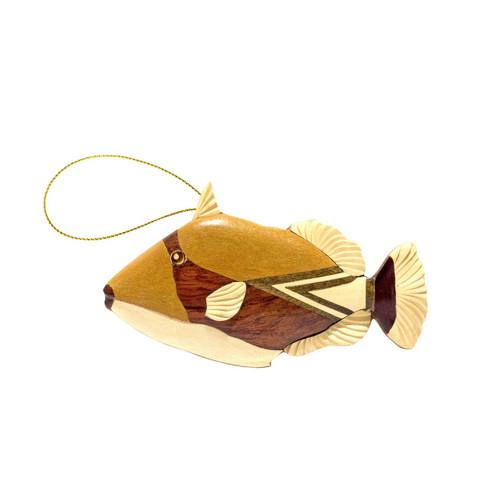 Reef Triggerfish - Ornament