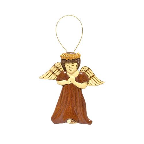 Hawaiian Angel - Ornament