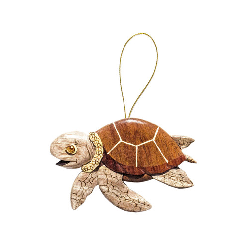 Aloha Turtle - Ornament
