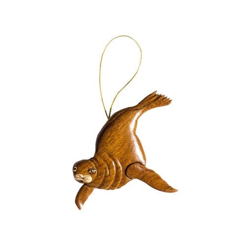 Hawaiian Monk Seal - Ornament