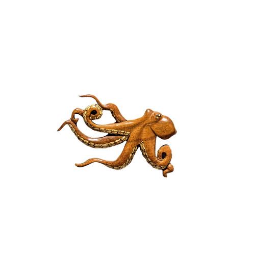 Octopus He'e - Magnet