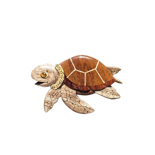 Aloha Turtle - Magnet