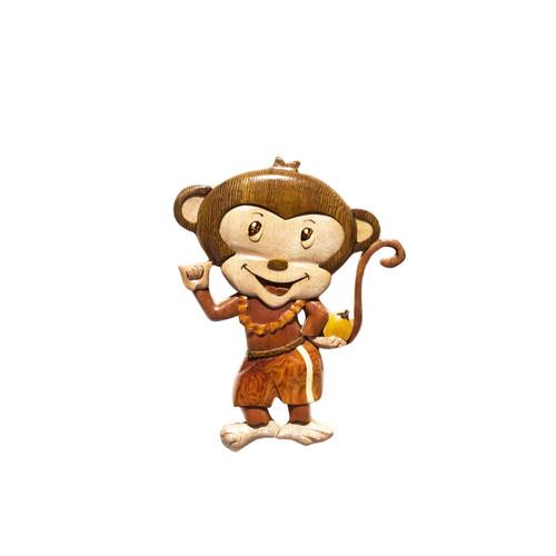 Shaka Monkey Boy - Magnet
