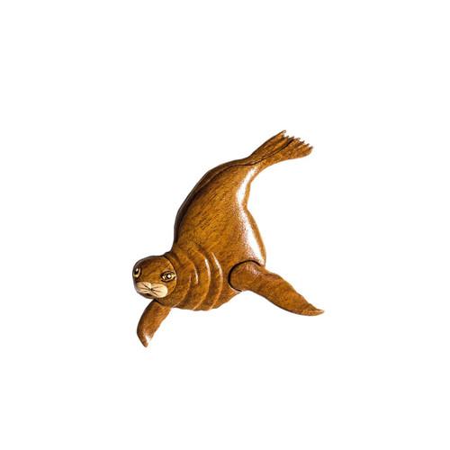 Hawaiian Monk Seal - Magnet