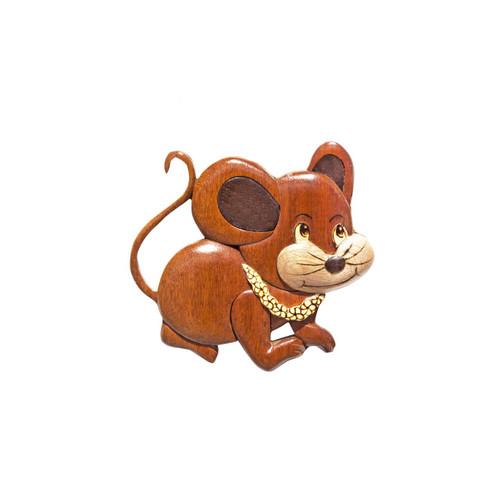 Aloha Mouse - Magnet