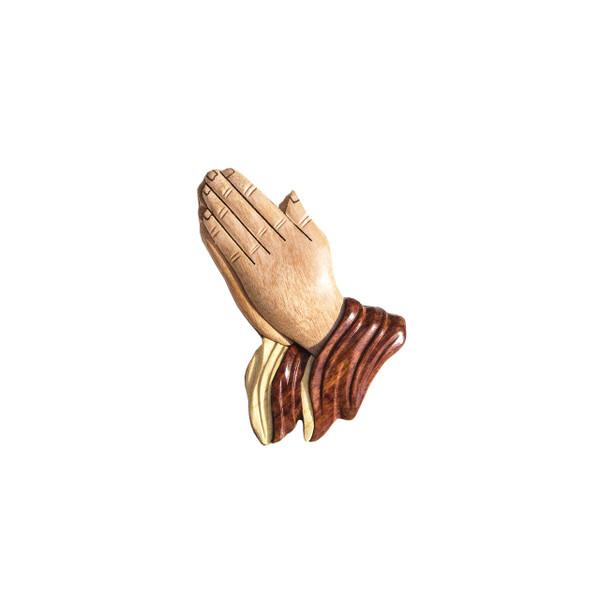 Praying Hands - Magnet