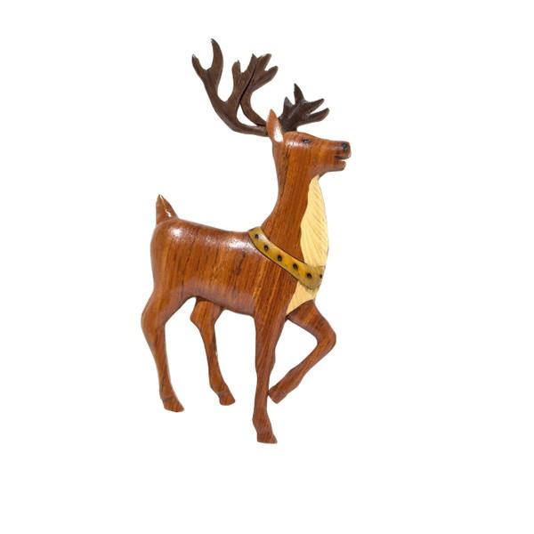 Santa's Reindeer - Magnet