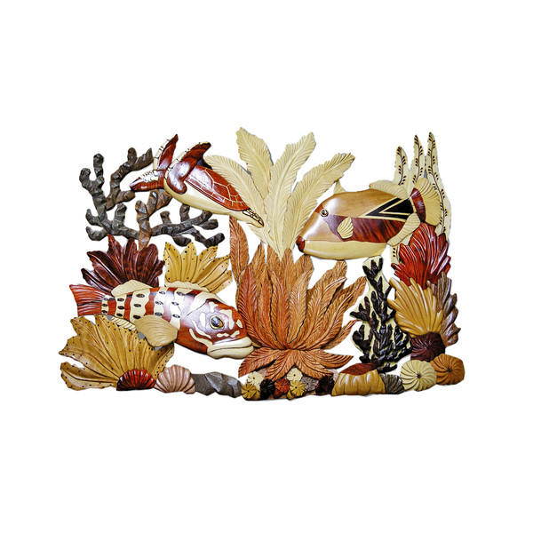 Deluxe Coral - Honu Fins Up