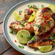 Salsa Glazed Chicken