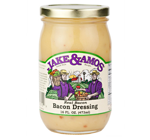 Bacon Dressing 16oz