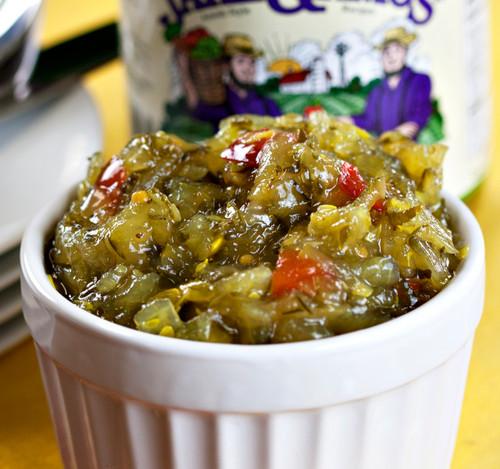 Sweet Pickle Relish 16oz