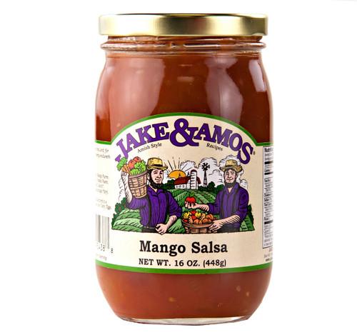 Mango Salsa 16oz