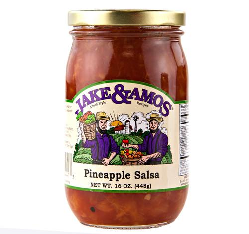 Pineapple Salsa 16oz