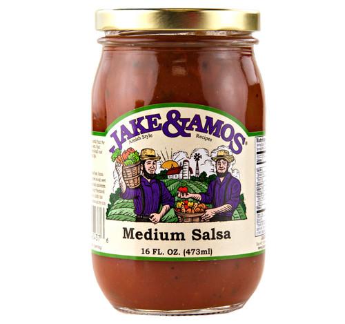 Salsa Medium 16oz