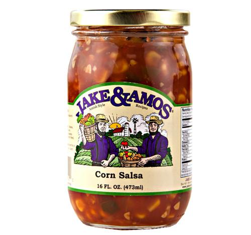 Corn Salsa 16oz