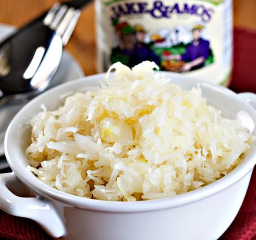 Sauerkraut 16oz