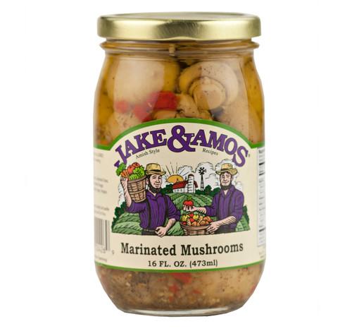 Marinated Mushrooms 16oz