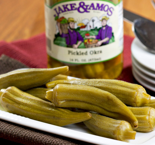 Pickled Okra 16oz