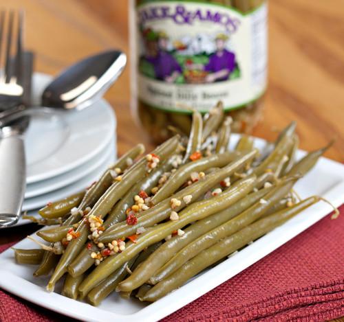 Spiced Dilly Beans 16oz