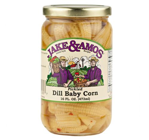 Dill Baby Corn 16oz