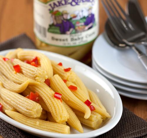 Pickled Sweet Baby Corn 16oz