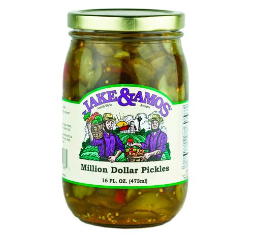 Million Dollar Pickles 16oz
