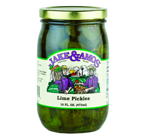 Lime Pickles 16oz
