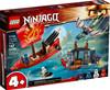 LEGO 71749 Ninjago Final Flight of Destiny's Bounty
